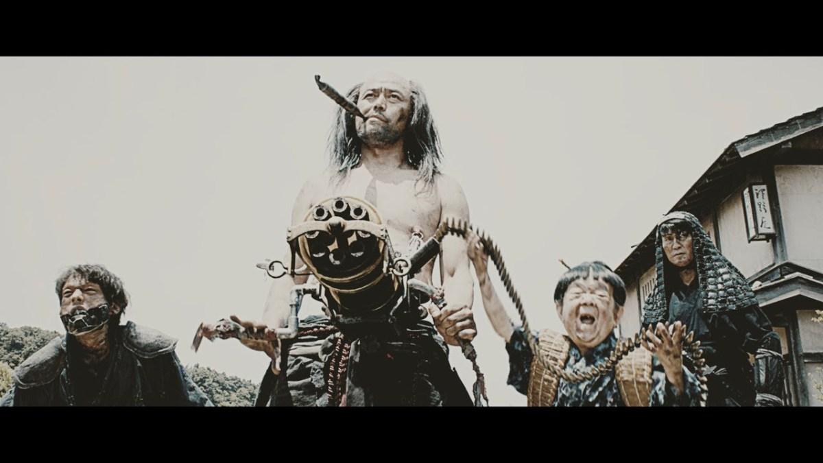 """""""Zatoichi vs. Predator"""" – Ein Fantrailer, der dringend ein Film werden sollte"""