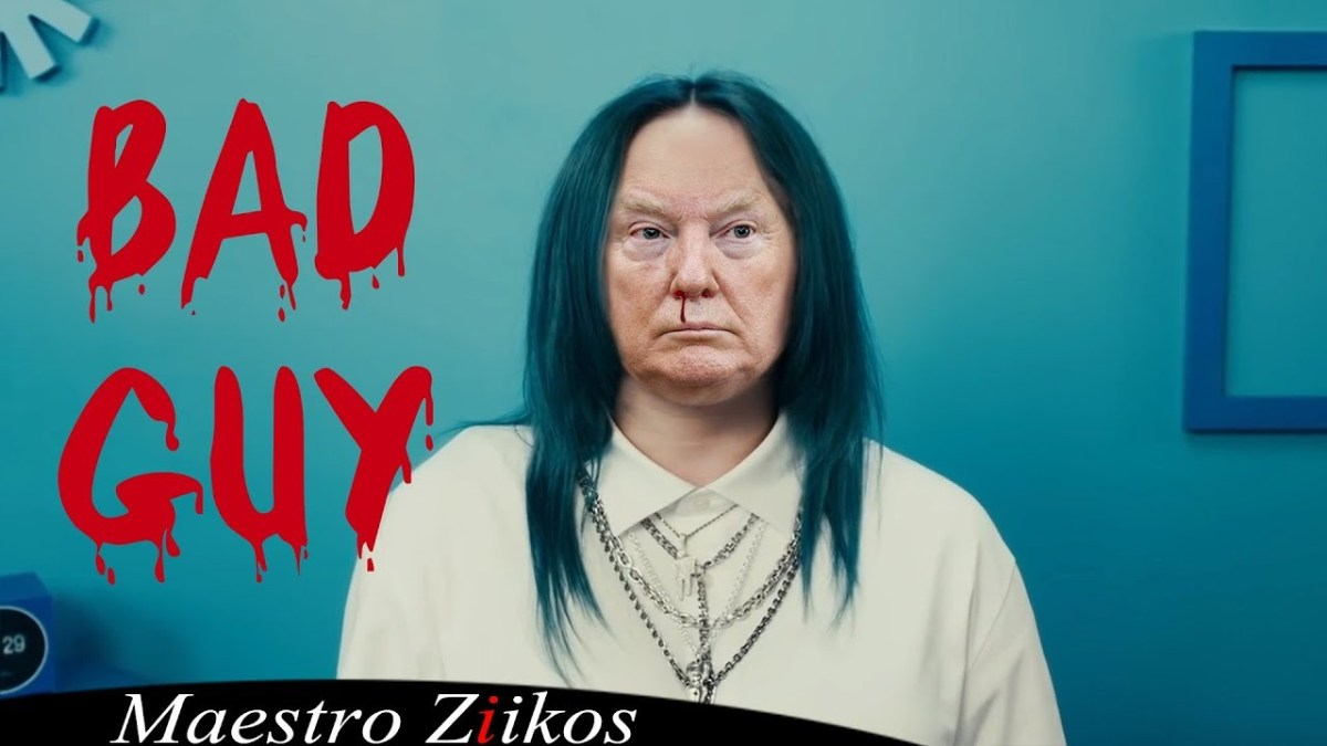 "Donald Trump singt ""Bad Guy"" von Billie Eilish"