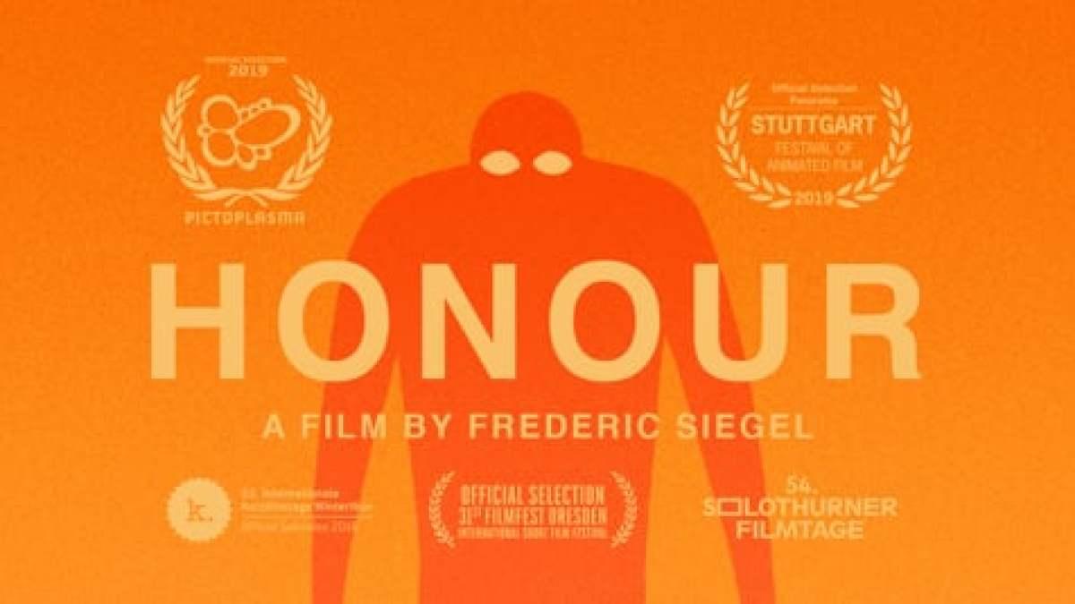"""Der orange Kurzfilm """"Honour"""" zeigt uns ein außerirdisches Konzept von Rache"""