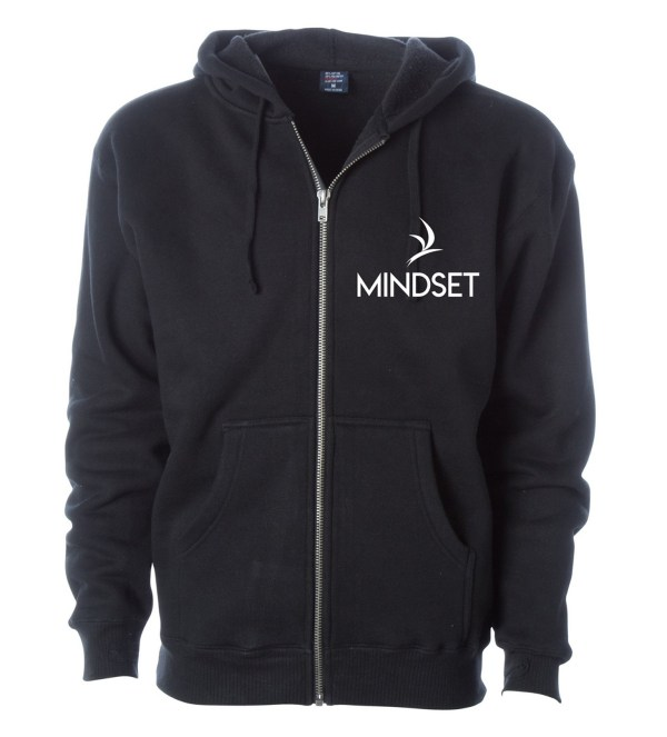Mindset Lightweight Zip-Up Sweatshirt