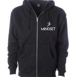 Mindset Lightweight Zip-Up Sweatshirt