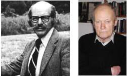 Maurice Grosse et Guy Lyon Playfair