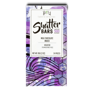 Buy shatter bars 500mg indica online