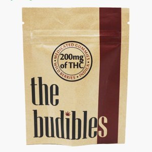 The Budibles – Wild Berries (200mg)