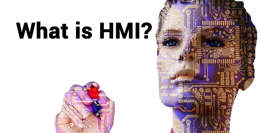 What is HMI in Industrial automation control systems