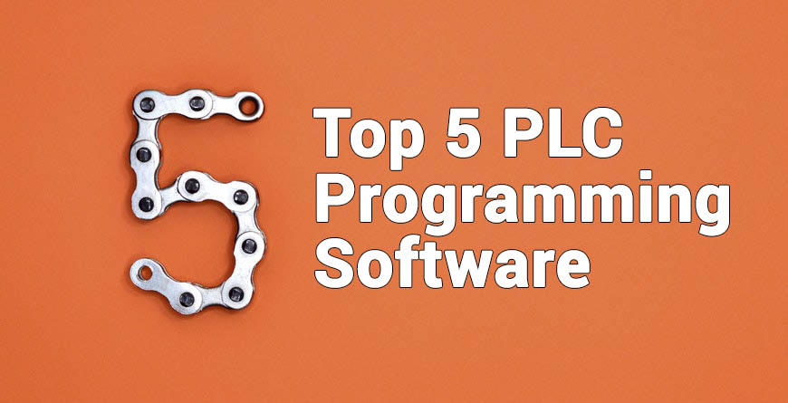 Top 5 PLC Programming Software