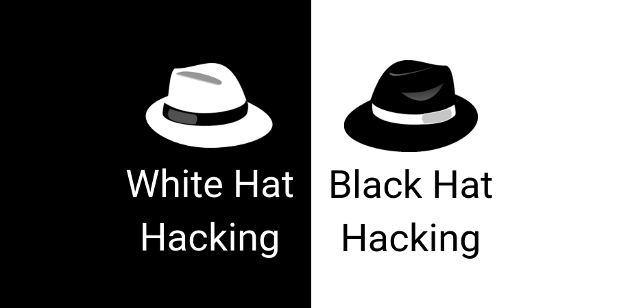 Difference between White Hat Hacker vs Black Hat Hacker d5e29faa369