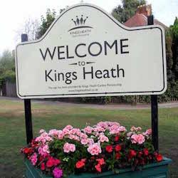 Meditation in Kings Heath