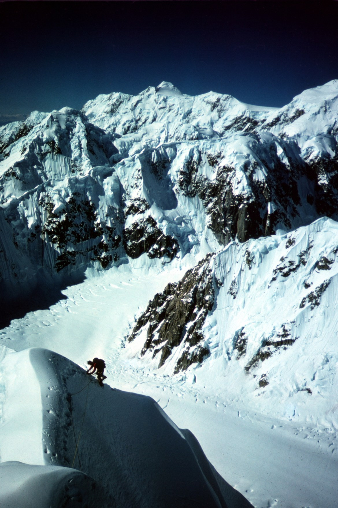 deep learning, reality ridge, Denali