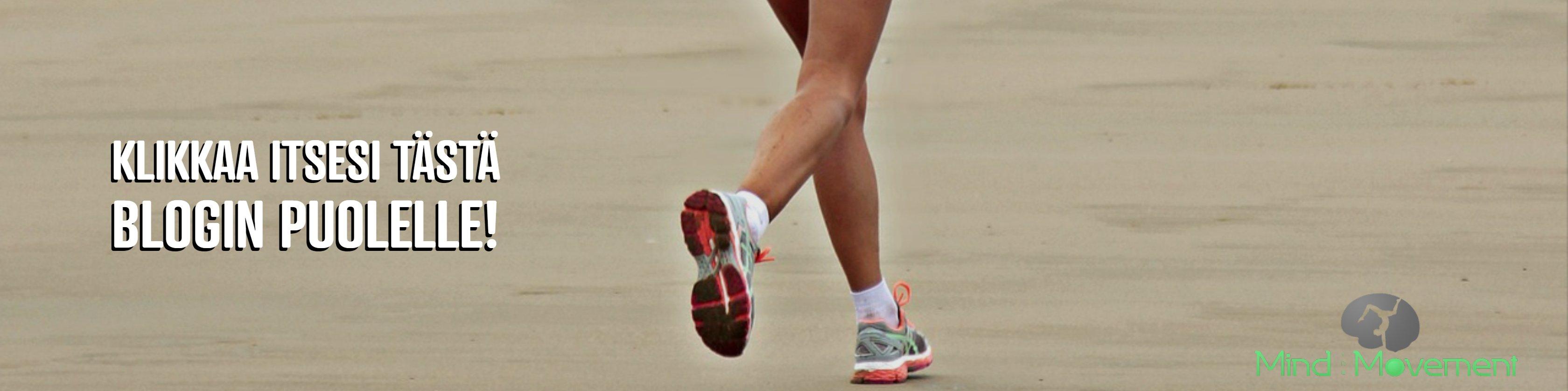 Käy tutustumassa viimeisimpiin fysioterapiablogi