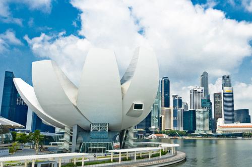 сингапур ArtScience