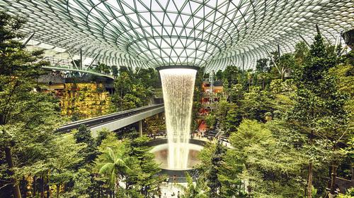 аэропорт сингапур фэншуй