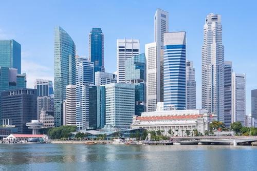 финансовый район сингапура фэншуй