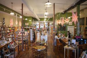 Scuppernong Bookstore in Greensboro, N. Carolina