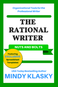 The Rational Writer: Nuts and Bolts by Mindy Klasky