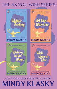 The As You Wish Series by Mindy Klasky