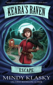 Keara's Raven: Escape Book Cover