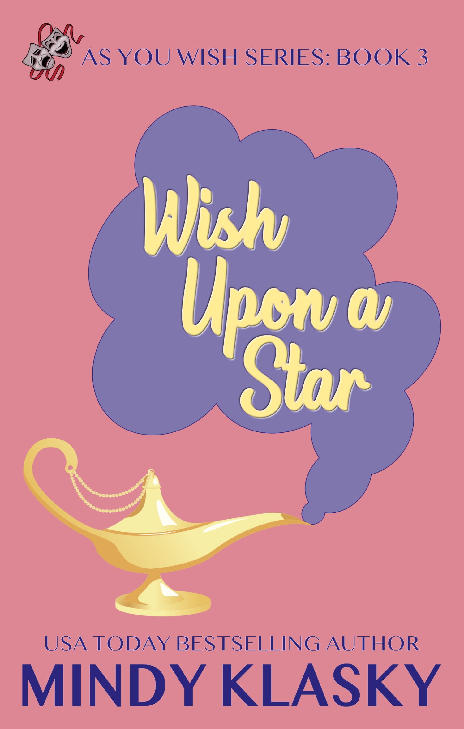 Wish Upon a Star by Mindy Klasky