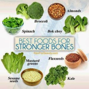 groenten calcium