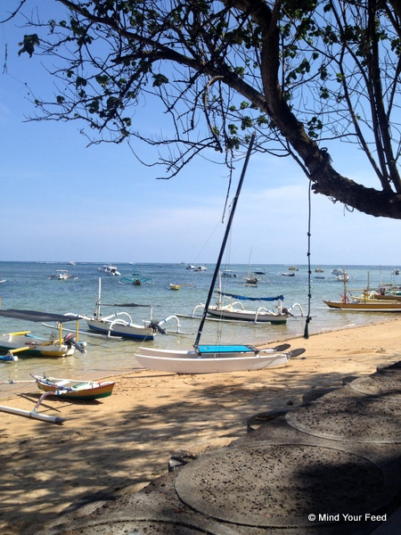 restaurants in sanur