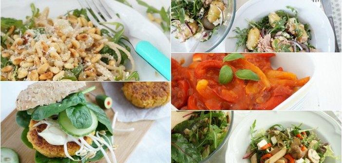 5x lichte zomerse maaltijden