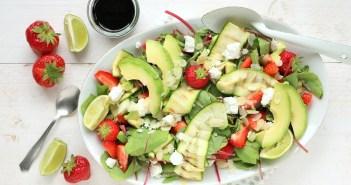 salade van snijbiet