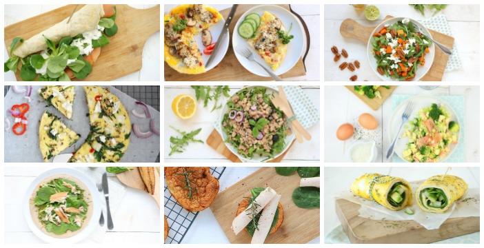 10 x gezonde lunch recepten - mind your feed