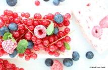 semifreddo van yoghurt