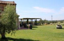 glamping in Toscane