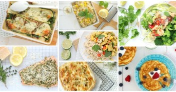 weekmenu makkelijke maaltijden