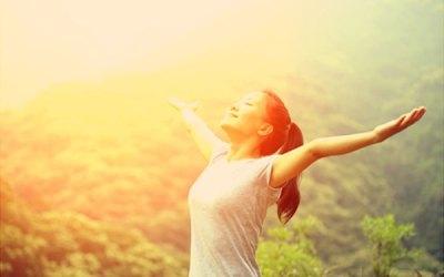 3 minutter er hvad du skal bruge til at skabe et åndehul i din hverdag