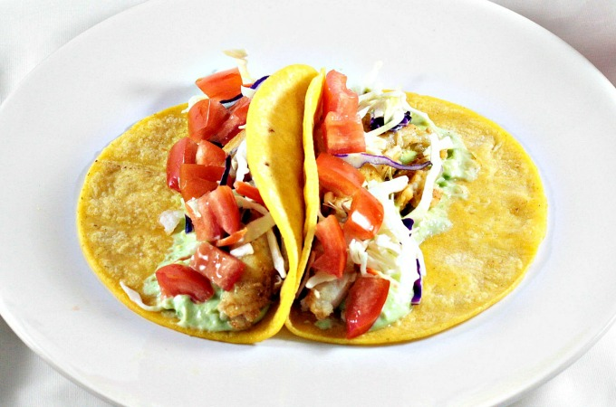 Fish tacos mindy 39 s cooking obsession for Suggestions for sides for fish tacos