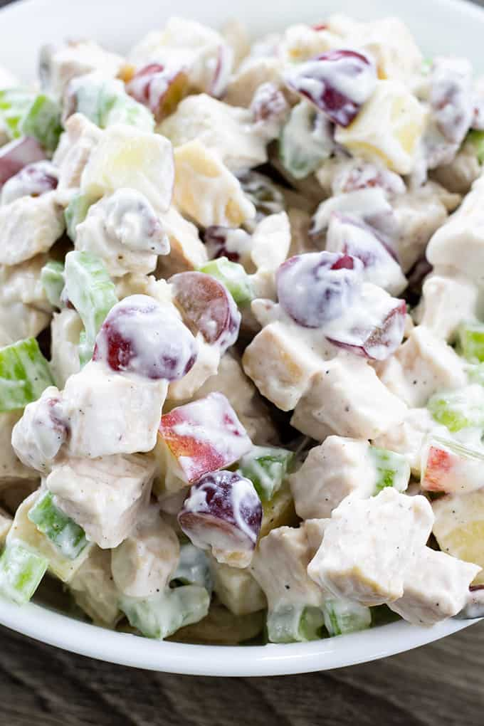 Arby S Grilled Chicken Pecan Salad Copycat Mindy S Cooking Obsession