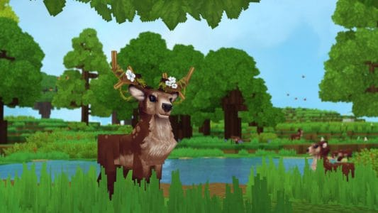 Fox Animal Wallpaper Hytale Le Minecraft 2 0 Tant Attendu Minecraft France