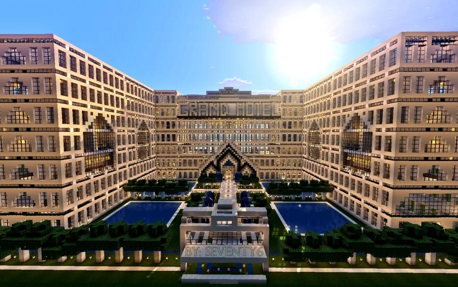 Grand Hotel Creation 270