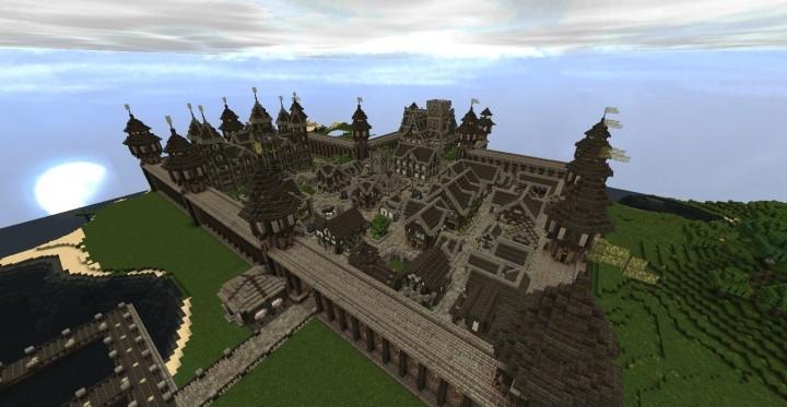Apex Medieval City Creation 7848