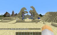 Desert Temple, creation #7696