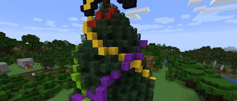 Treemendous Decorations Minecraft