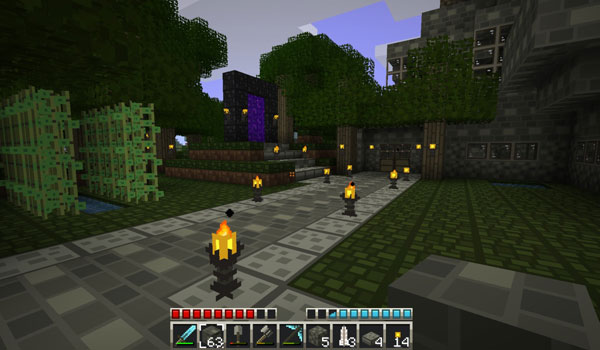 example of texture for sinecraft 1.2.5