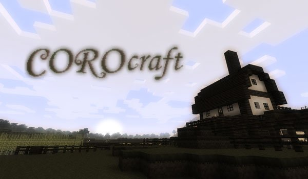 Corocraft Texture Pack for Minecraft 1.3.1