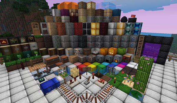 Junk Jack Texture Pack for Minecraft 1.4.5