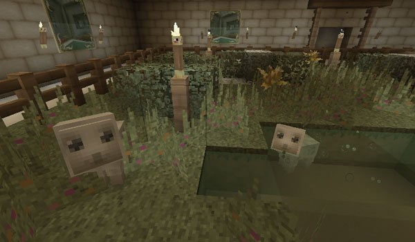 Loafcraft Texture Pack for Minecraft 1.4.7