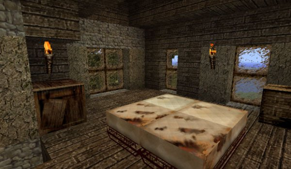 Derelict Texture Pack for Minecraft 1.2.5