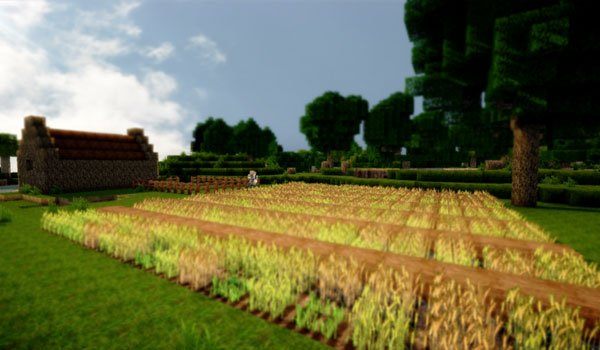 Viking Realistic Texture Pack for Minecraft 1.4.7