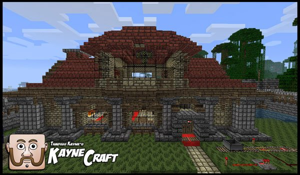 KayneCraft Texture Pack for Minecraft 1.8
