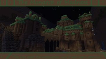 Monarch of Madness Map for Minecraft 1.6.2