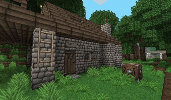 Ovo's Rustic Texture Pack for Minecraft 1.10 and 1.9