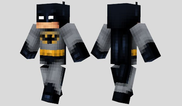 Batman Skin for Minecraft