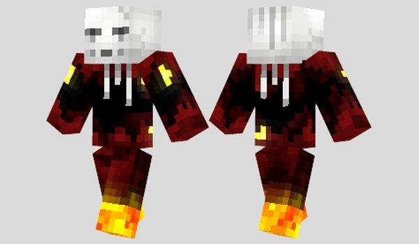 Ghast Skin for Minecraft