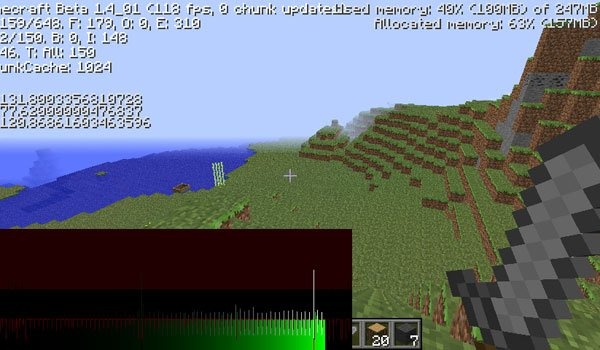 Optifine Mod for Minecraft 1.10.2 and 1.10